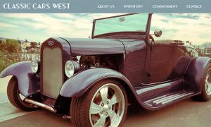 Classic Cars West, Oakland, CA